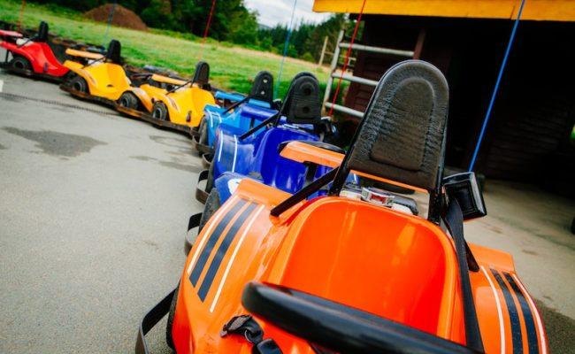 Clara Lara Fun Park Go Karting 1