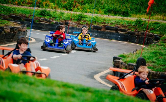 Clara Lara Fun Park Go Karting 3