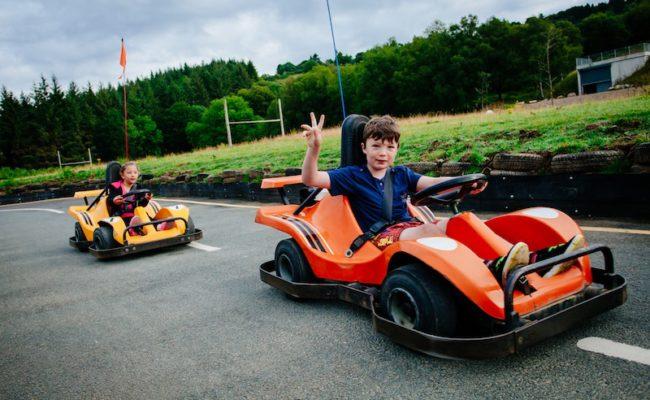 Clara Lara Fun Park Go Karting 4