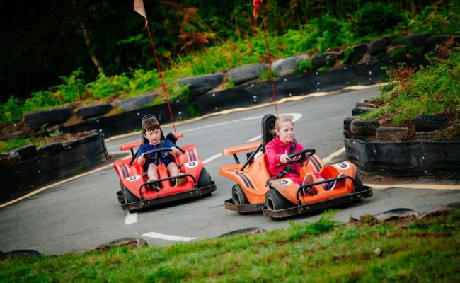 Clara Lara Fun Park Go Karting 6