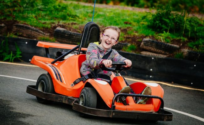Clara Lara Fun Park Go Karting 7