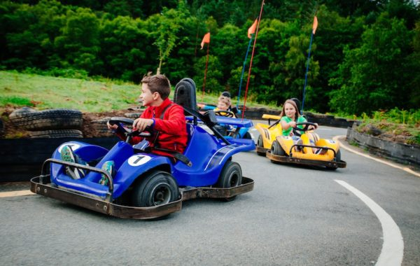 Junior Go-Karts