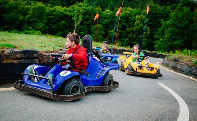 Clara Lara Fun Park Go Karts