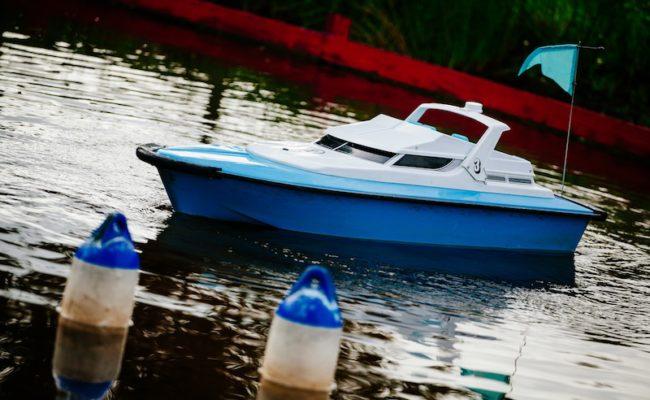 Radio Controlled Boats Clara Lara Fun Park 2
