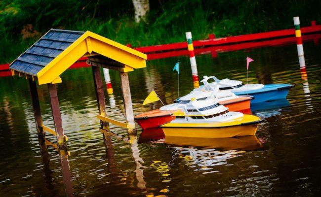 Radio Controlled Boats Clara Lara Fun Park 5